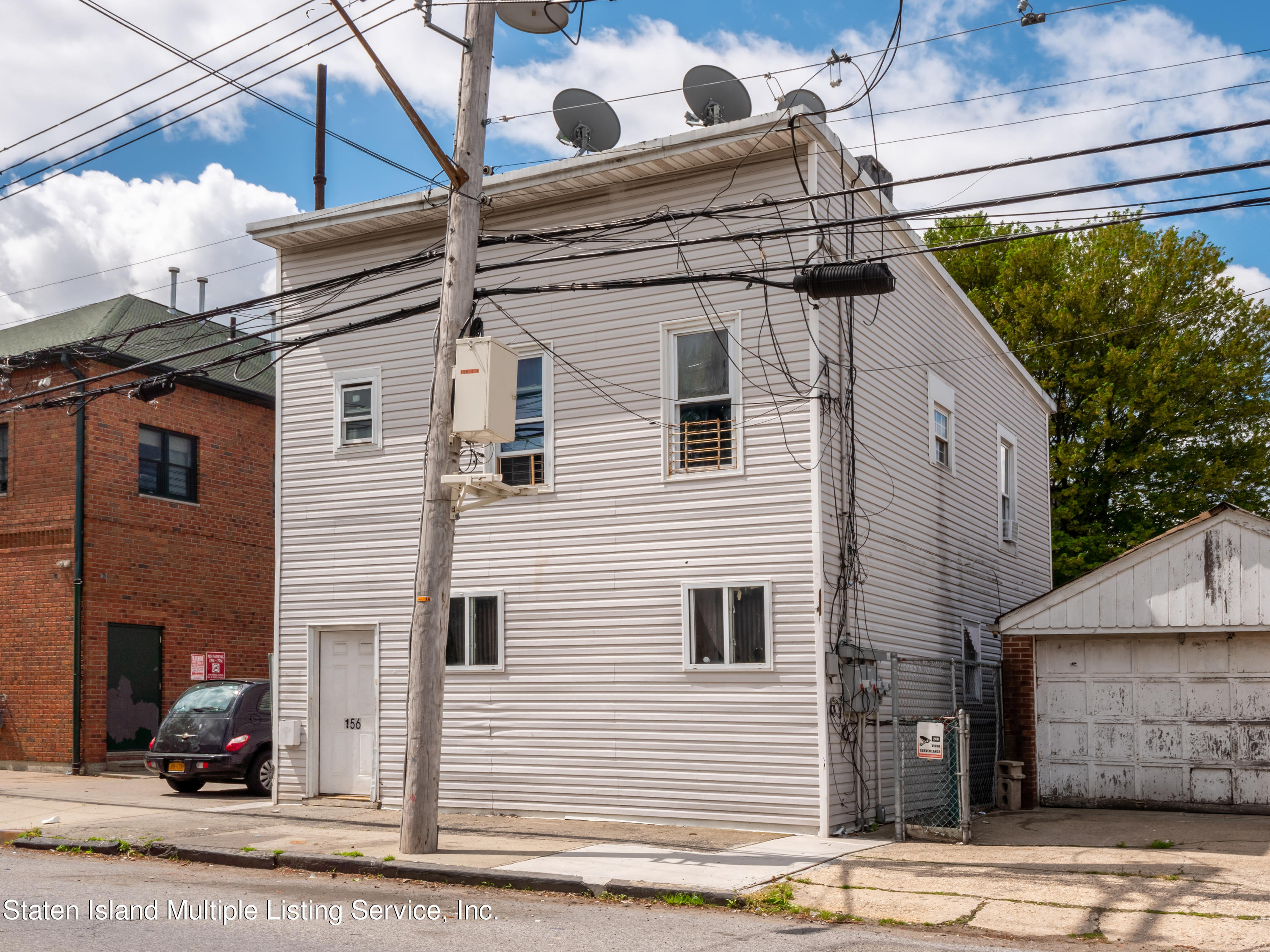 Two Family - Detached 156 Burgher Avenue  Staten Island, NY 10310, MLS-1145893-13
