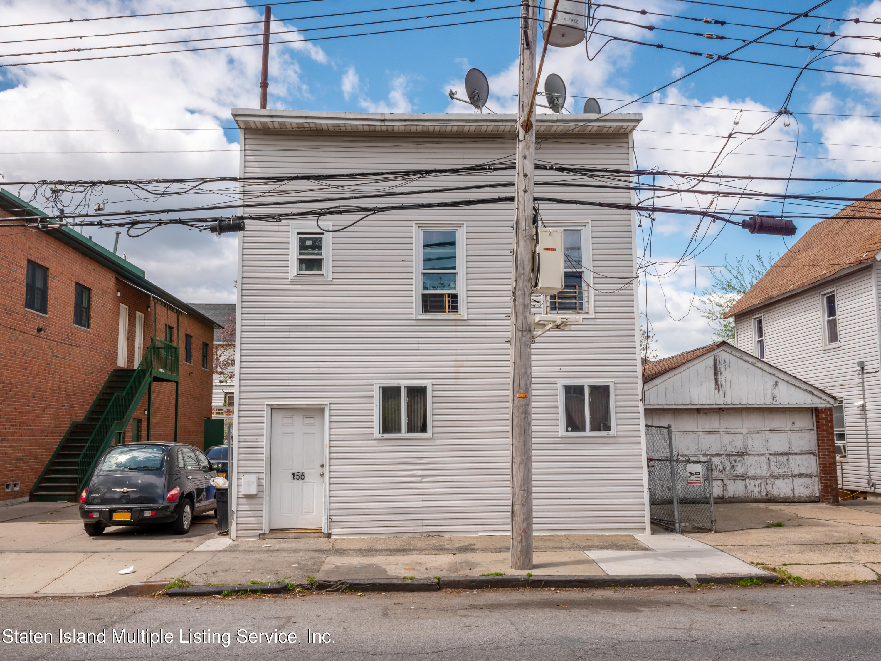 Two Family - Detached 156 Burgher Avenue  Staten Island, NY 10310, MLS-1145893-14