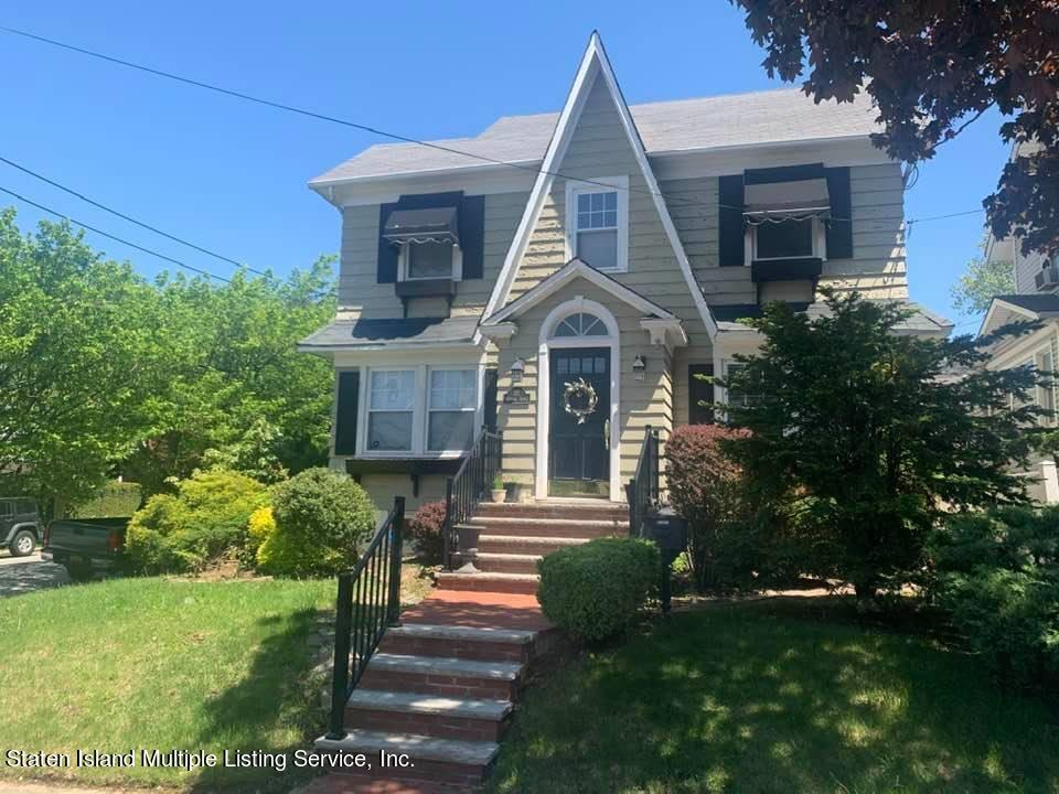 Single Family - Detached in Sunset Hill - 65 Hartford Avenue  Staten Island, NY 10310