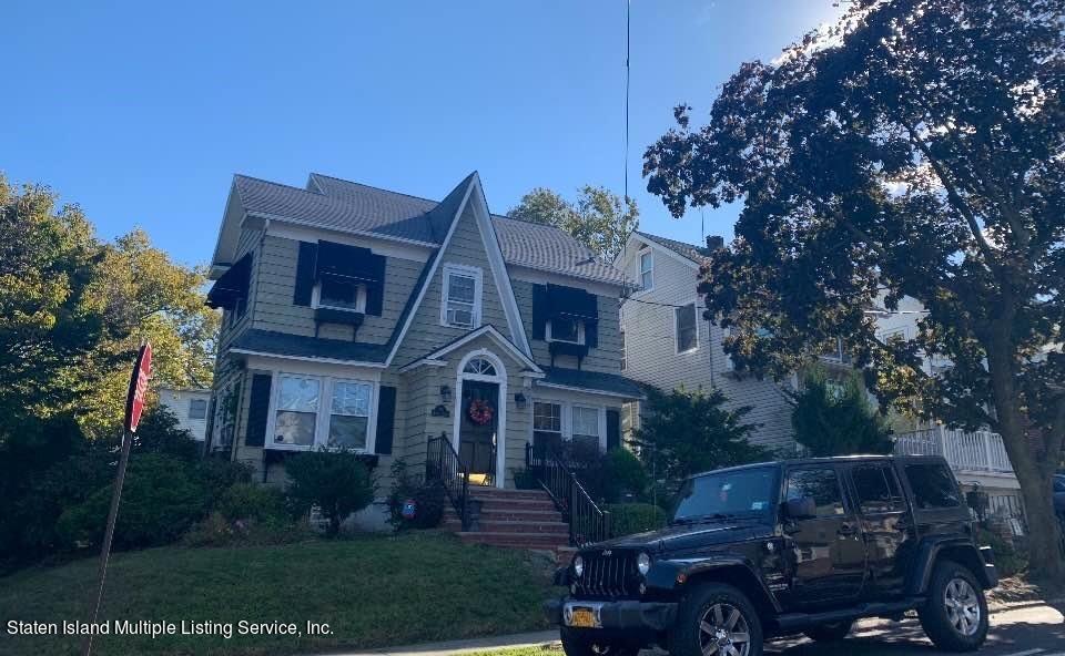 Single Family - Detached 65 Hartford Avenue  Staten Island, NY 10310, MLS-1145980-2