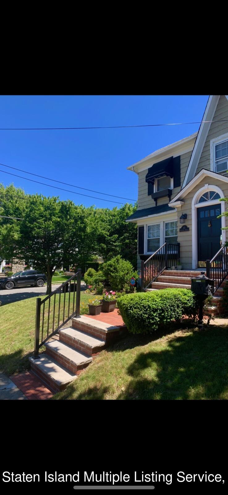 Single Family - Detached 65 Hartford Avenue  Staten Island, NY 10310, MLS-1145980-3