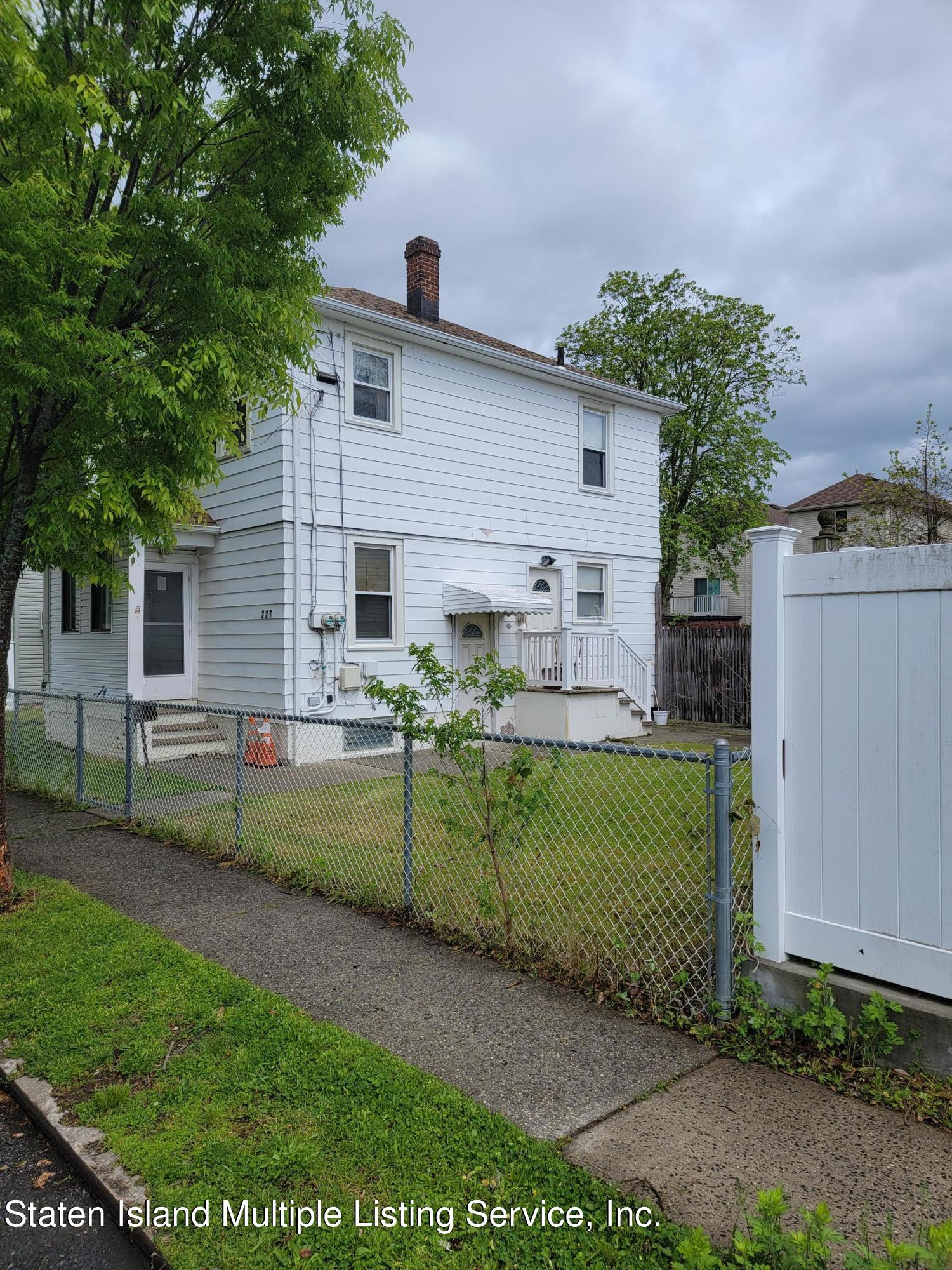 Two Family - Detached 227 Oder Ave   Staten Island, NY 10304, MLS-1146034-4