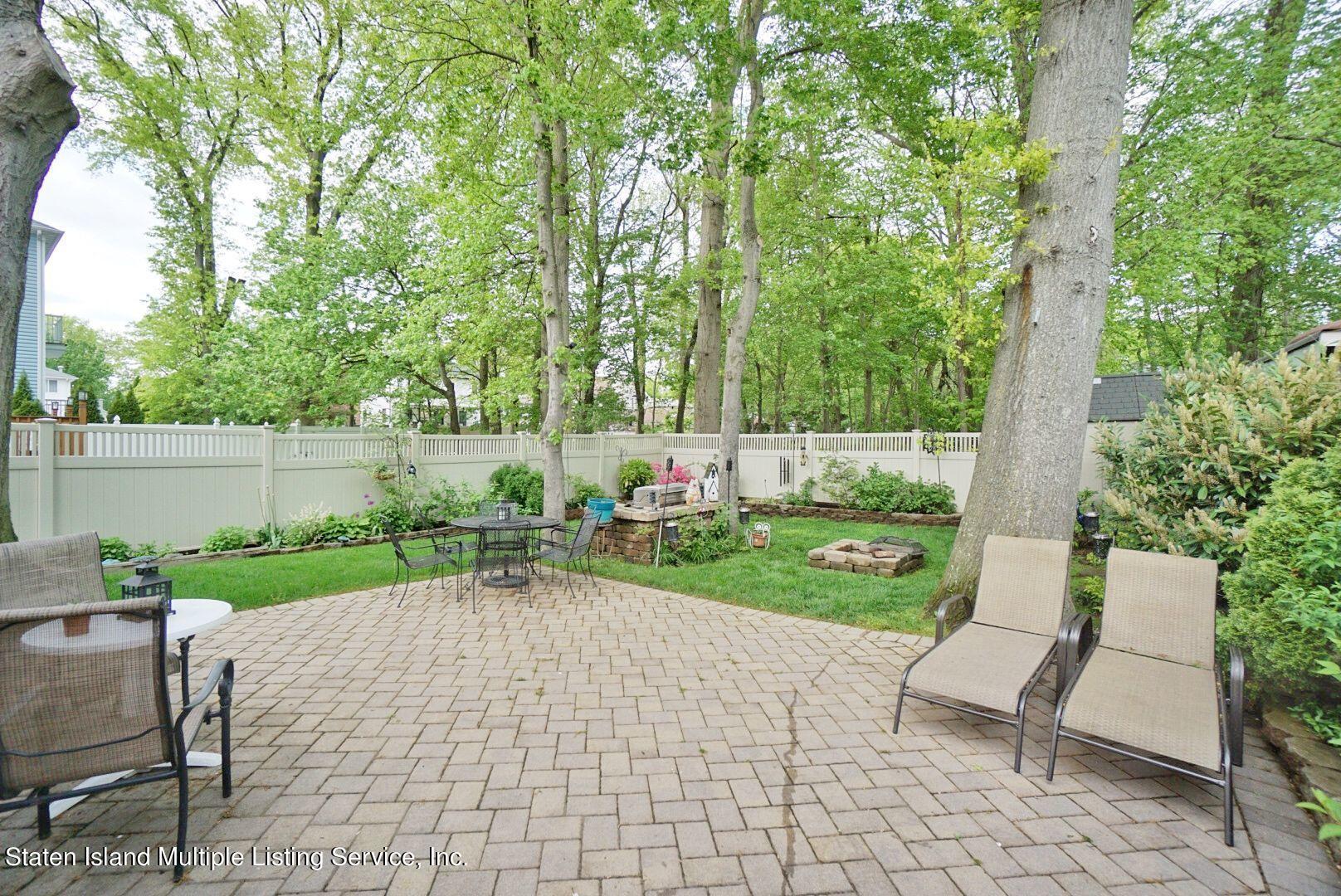 Single Family - Detached 311 Sharrott Avenue  Staten Island, NY 10309, MLS-1146042-57