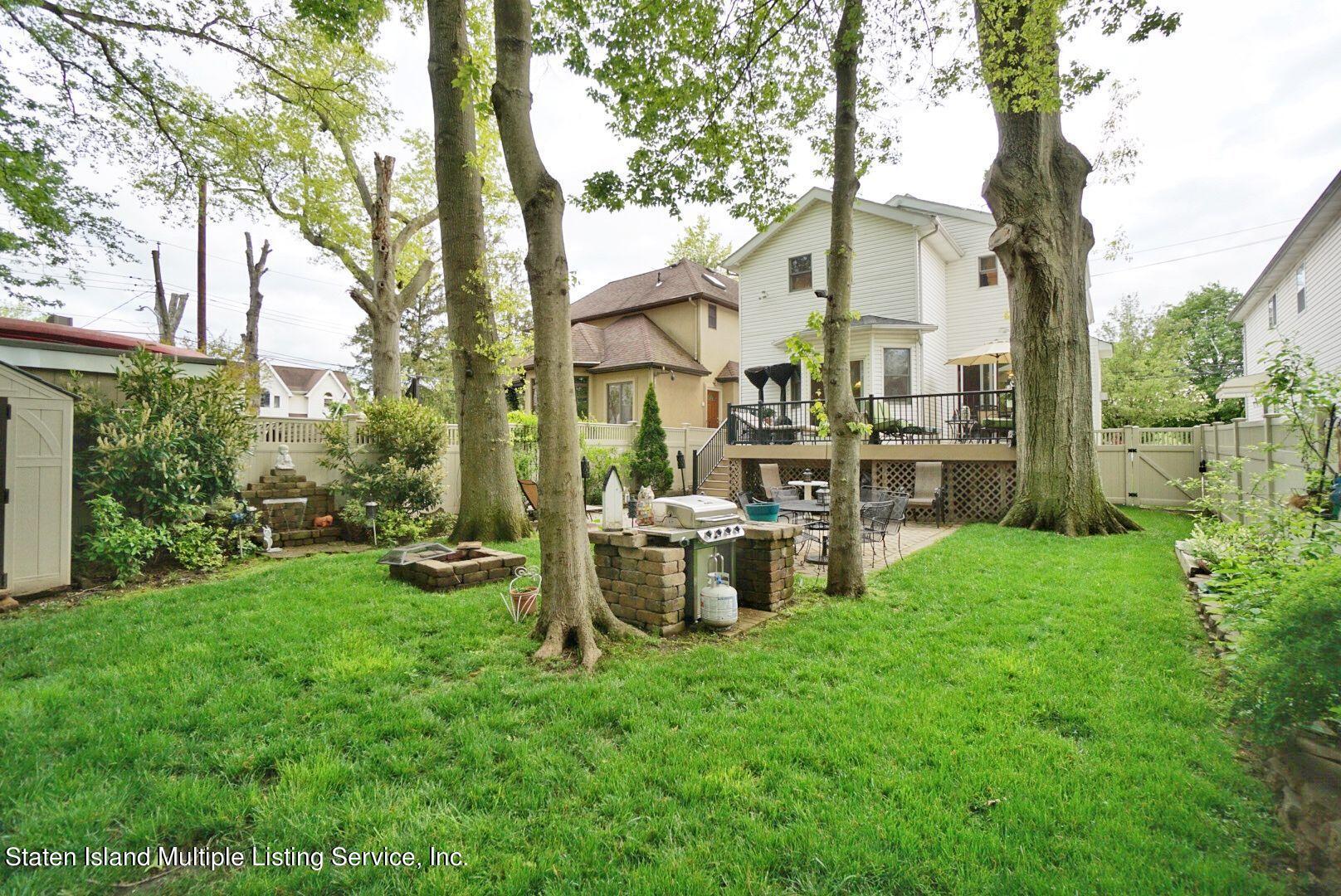 Single Family - Detached 311 Sharrott Avenue  Staten Island, NY 10309, MLS-1146042-59
