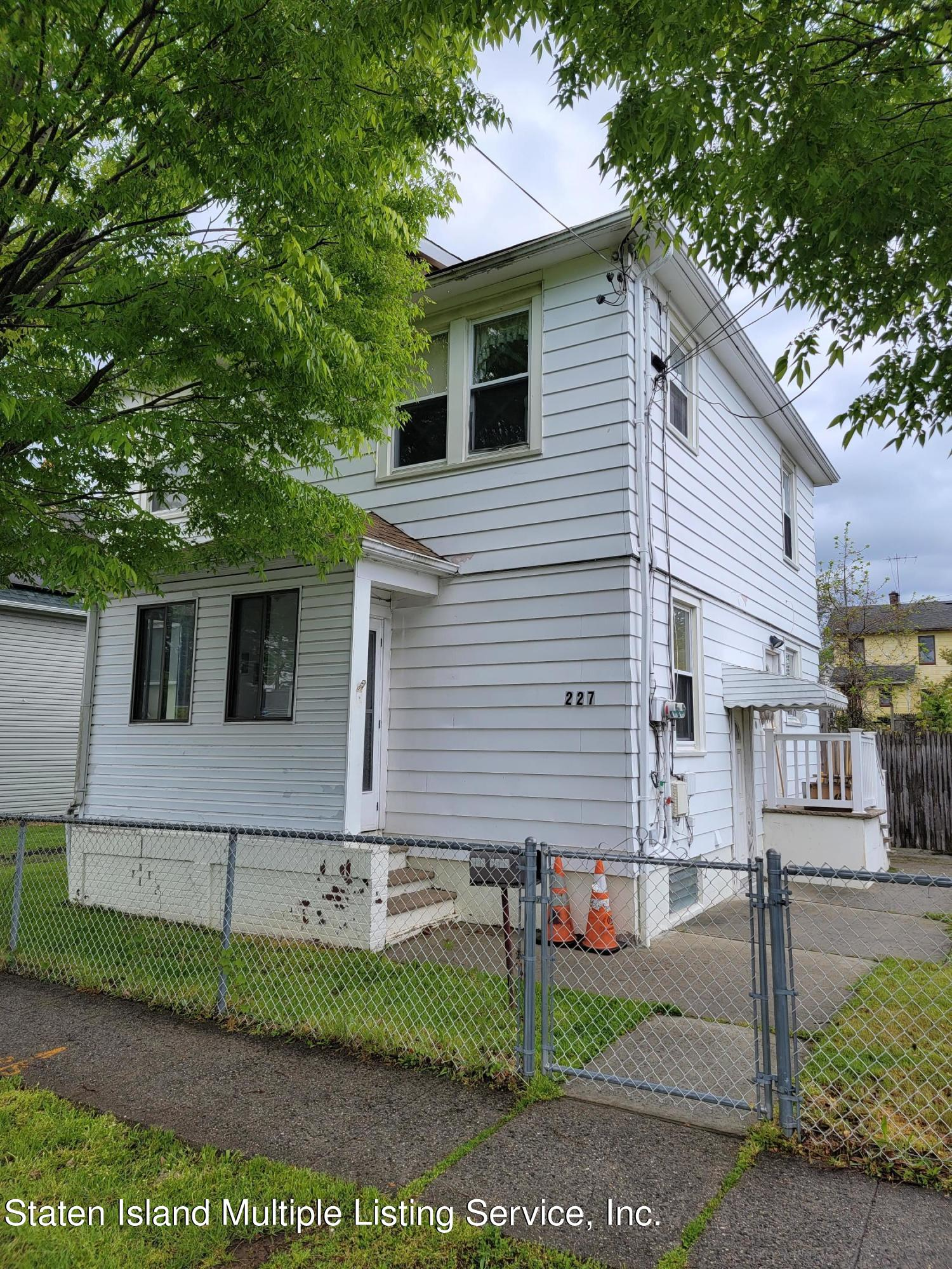 Two Family - Detached 227 Oder Ave   Staten Island, NY 10304, MLS-1146034-2