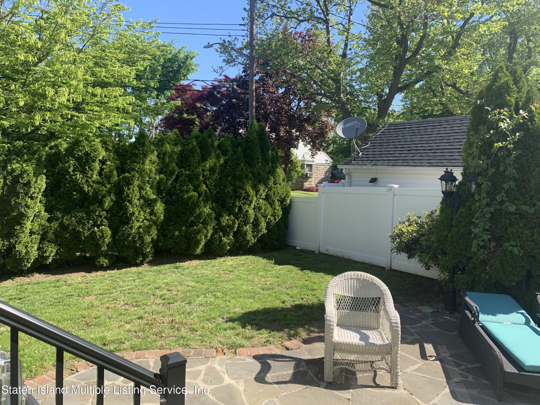 Single Family - Detached 65 Hartford Avenue  Staten Island, NY 10310, MLS-1145980-18