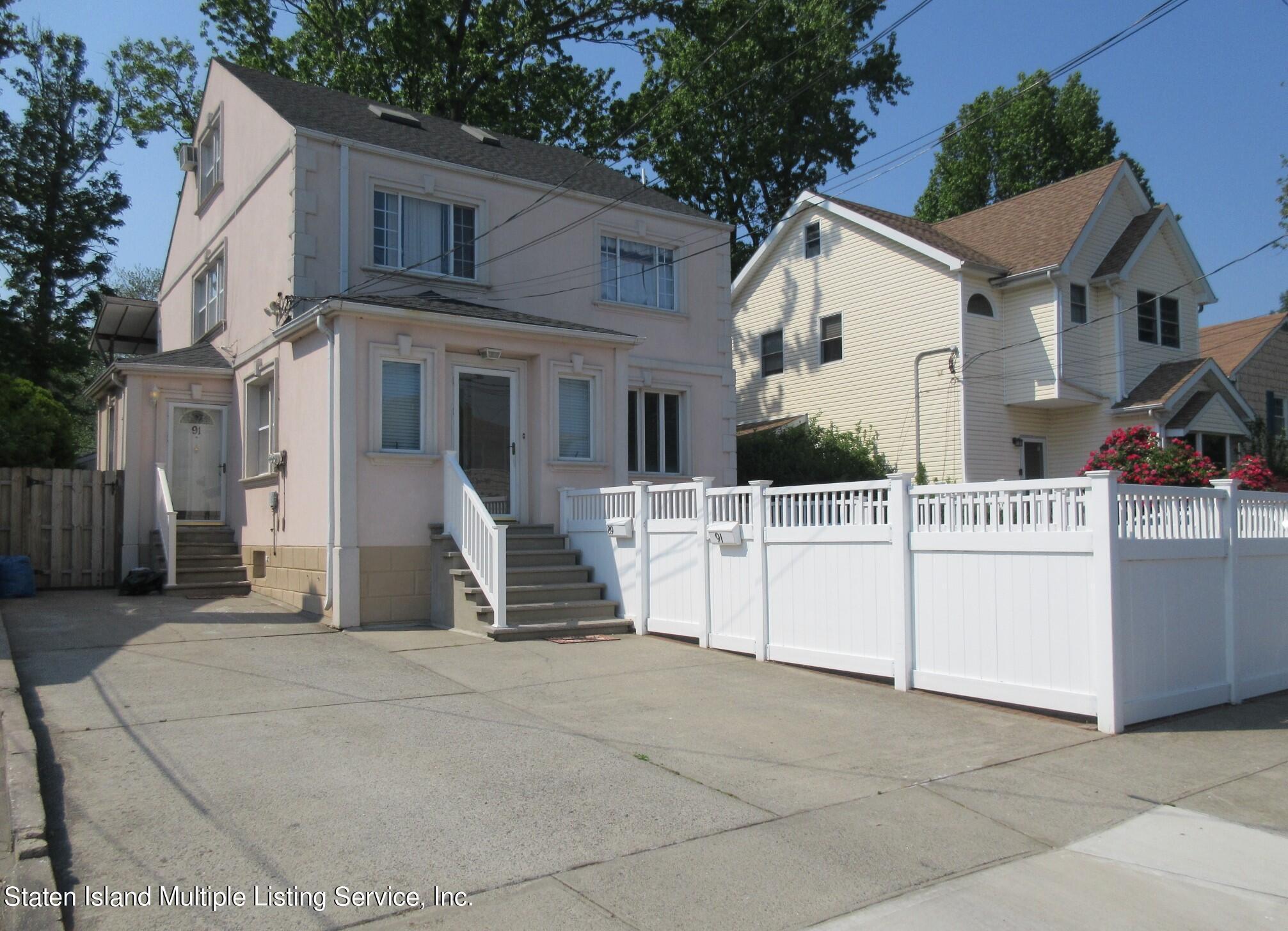 Two Family - Detached in Great Kills - 89-91 David Street  Staten Island, NY 10308