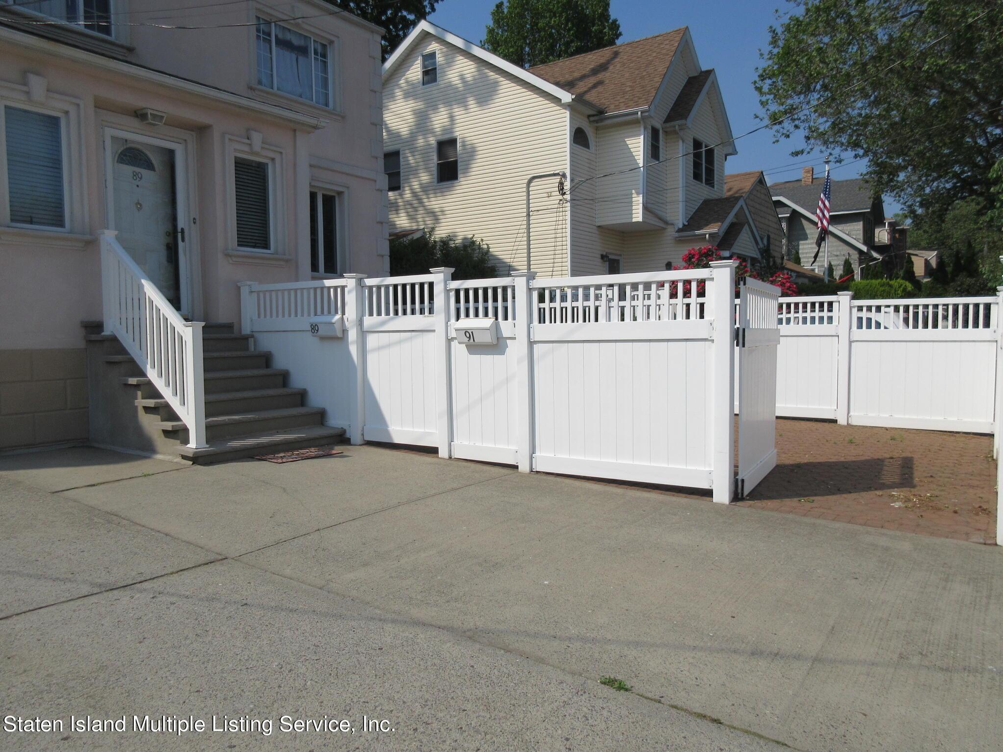 Two Family - Detached 89-91 David Street  Staten Island, NY 10308, MLS-1146516-2