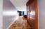 Build in closet in the master bedroom