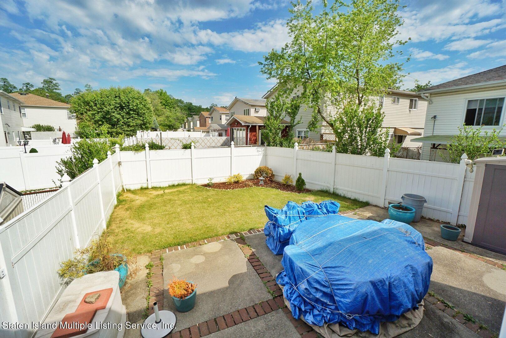 Single Family - Detached 94 Cranford Avenue  Staten Island, NY 10306, MLS-1146620-45