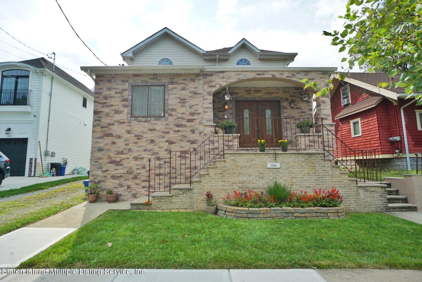 Two Family - Detached in Tottenville - 386 Page Avenue  Staten Island, NY 10307