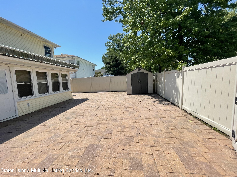 Single Family - Detached 21 Hawley Avenue  Staten Island, NY 10312, MLS-1146738-44