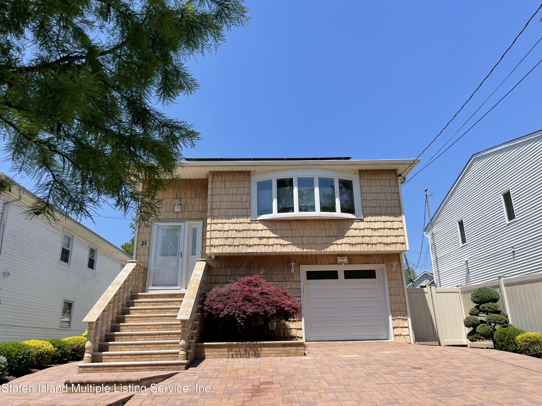 Single Family - Detached 21 Hawley Avenue  Staten Island, NY 10312, MLS-1146738-2