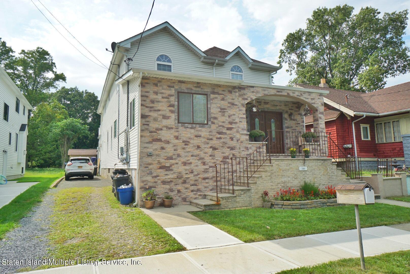 Two Family - Detached 386 Page Avenue  Staten Island, NY 10307, MLS-1146838-4