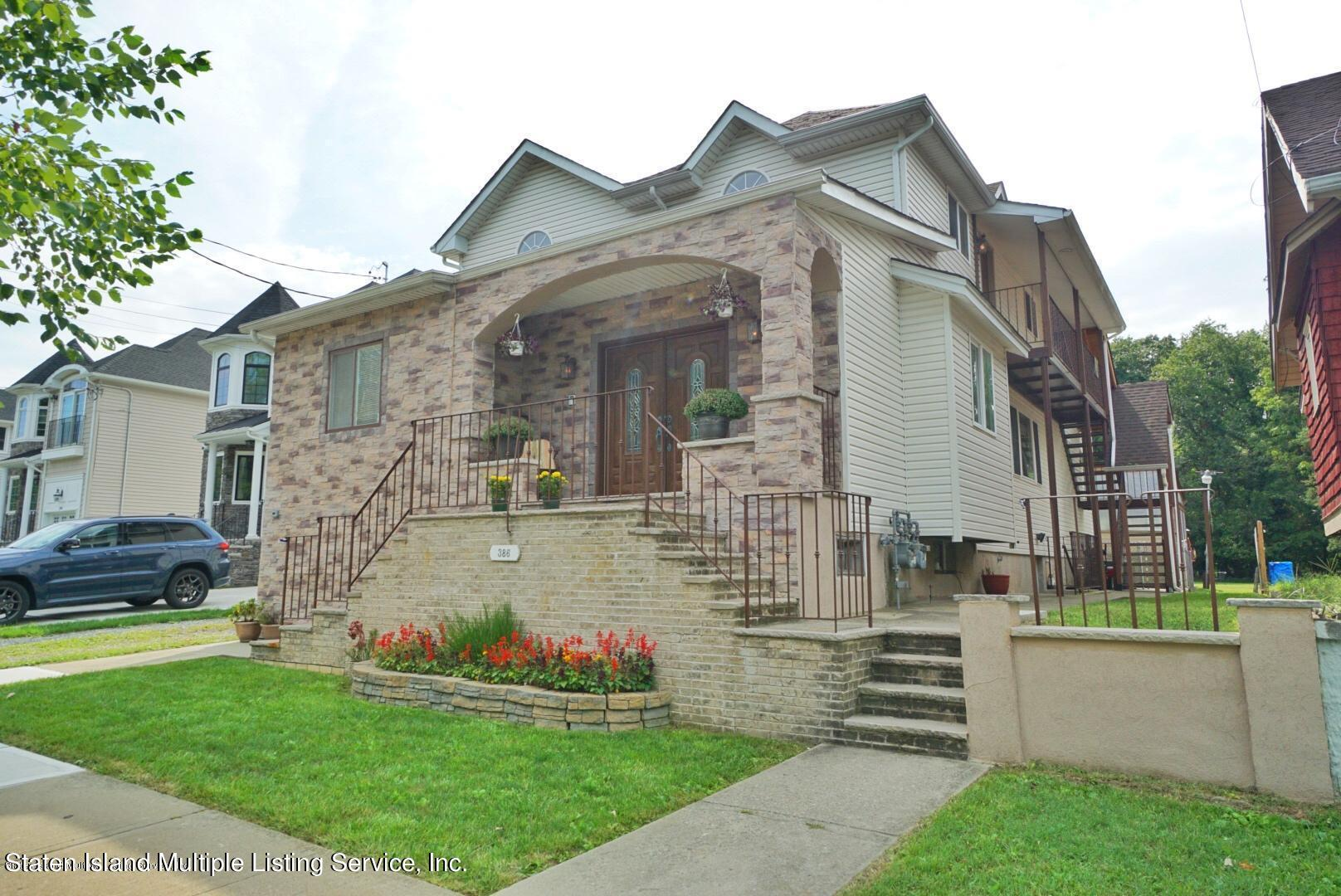 Two Family - Detached 386 Page Avenue  Staten Island, NY 10307, MLS-1146838-3