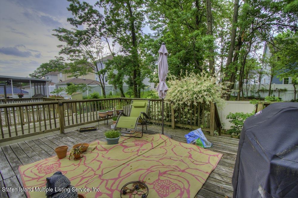 Single Family - Semi-Attached 572 Lamoka Avenue  Staten Island, NY 10312, MLS-1146844-12