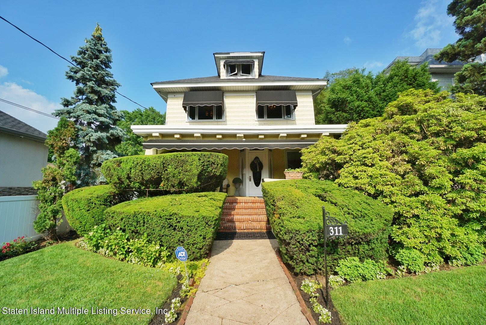 Single Family - Detached in West Brighton - 311 Bement Avenue  Staten Island, NY 10310