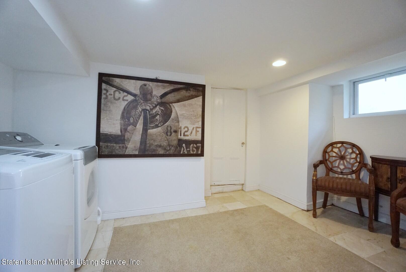 Single Family - Detached 311 Bement Avenue  Staten Island, NY 10310, MLS-1147133-38