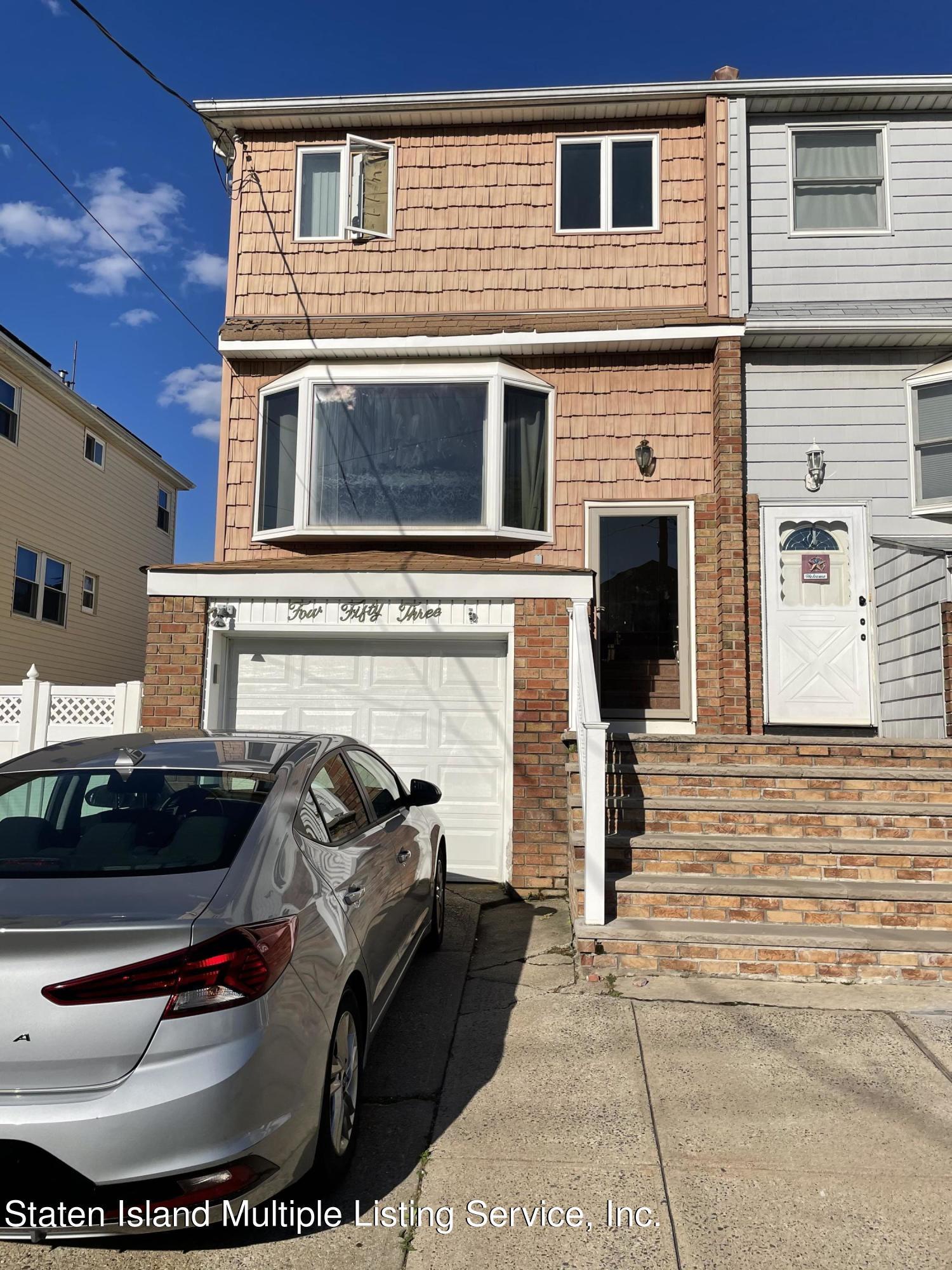 Single Family - Semi-Attached in Eltingville - 453 Eltingville Boulevard  Staten Island, NY 10312