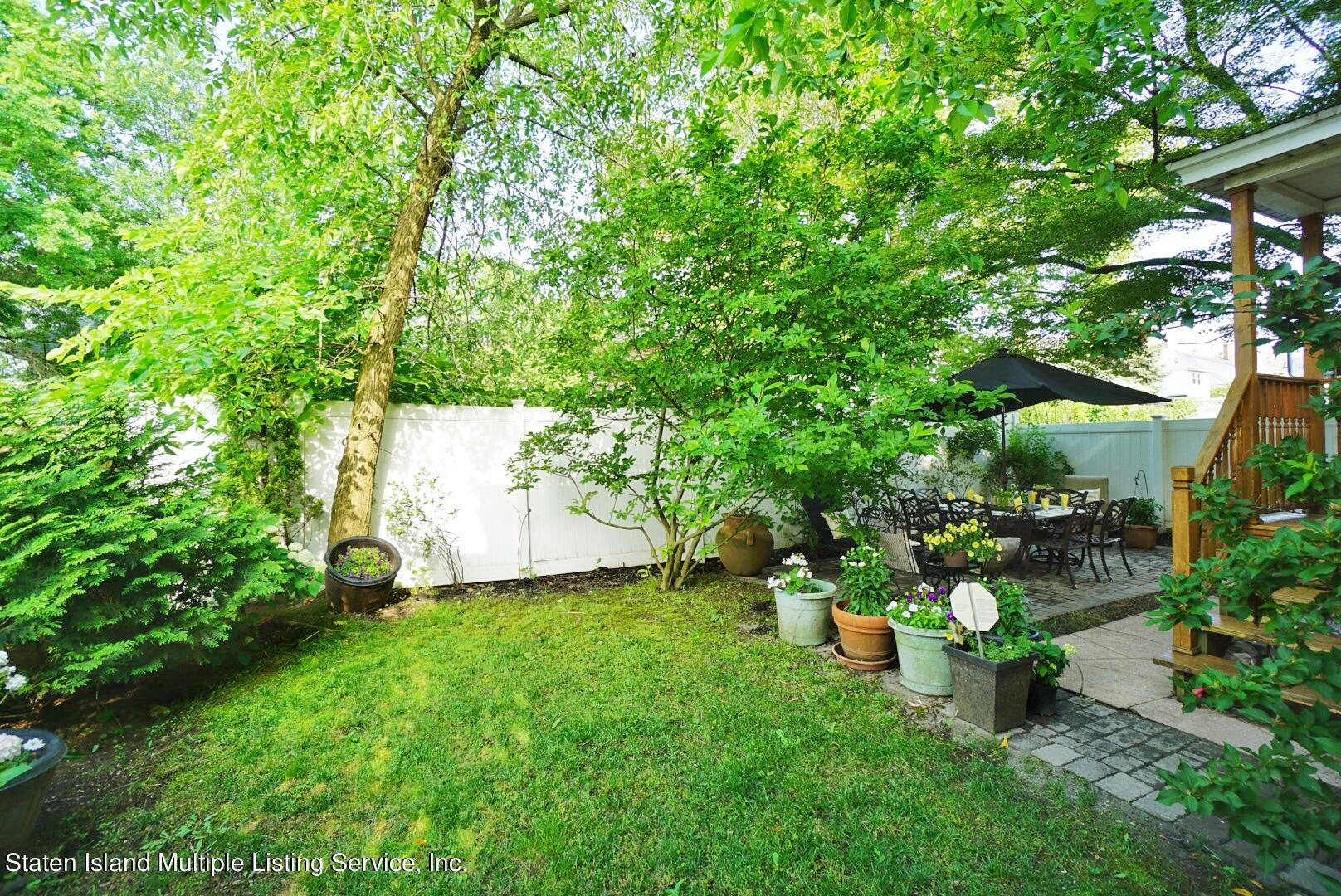 Single Family - Detached 311 Bement Avenue  Staten Island, NY 10310, MLS-1147133-43
