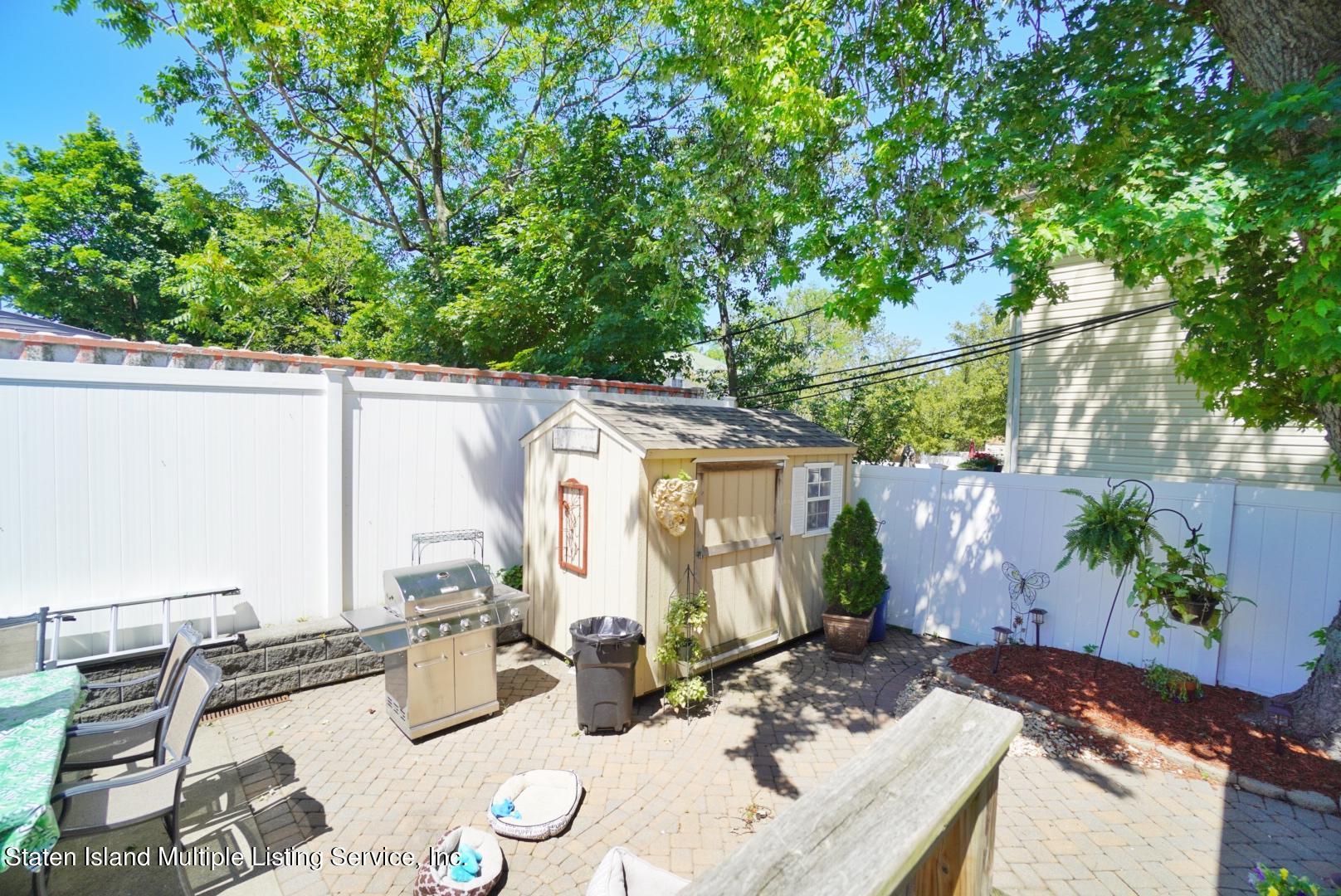 Single Family - Detached 264 Fisher Avenue  Staten Island, NY 10307, MLS-1146898-44