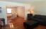 apt living room & dinning room