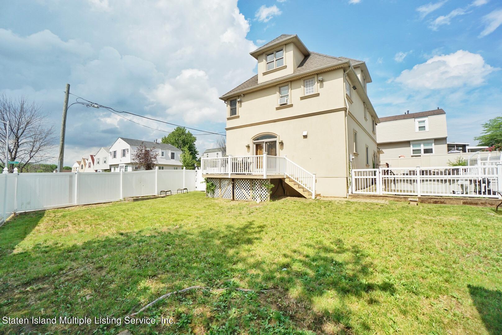 Single Family - Detached 206 Ramapo Avenue  Staten Island, NY 10309, MLS-1147193-40