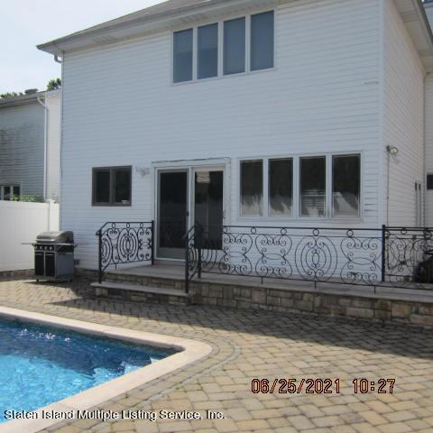 Single Family - Detached 403 Edgegrove Avenue  Staten Island, NY 10312, MLS-1147325-51