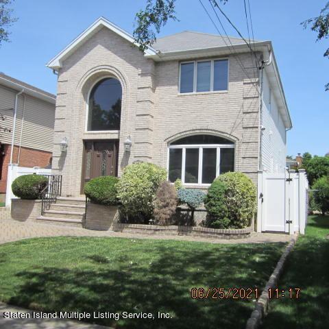 Single Family - Detached 403 Edgegrove Avenue  Staten Island, NY 10312, MLS-1147325-58