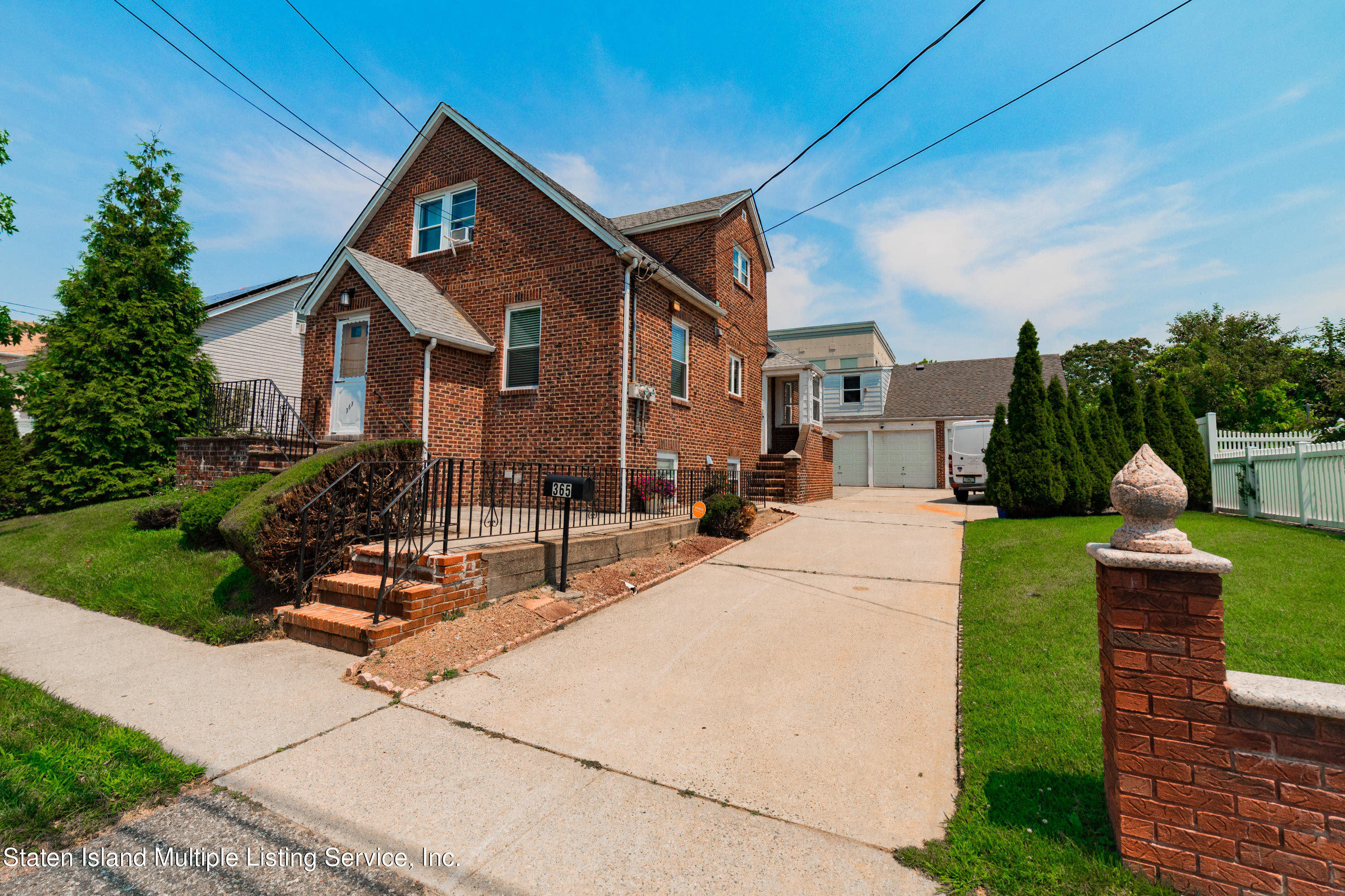 Two Family - Detached 365 Liberty Avenue  Staten Island, NY 10305, MLS-1147608-2
