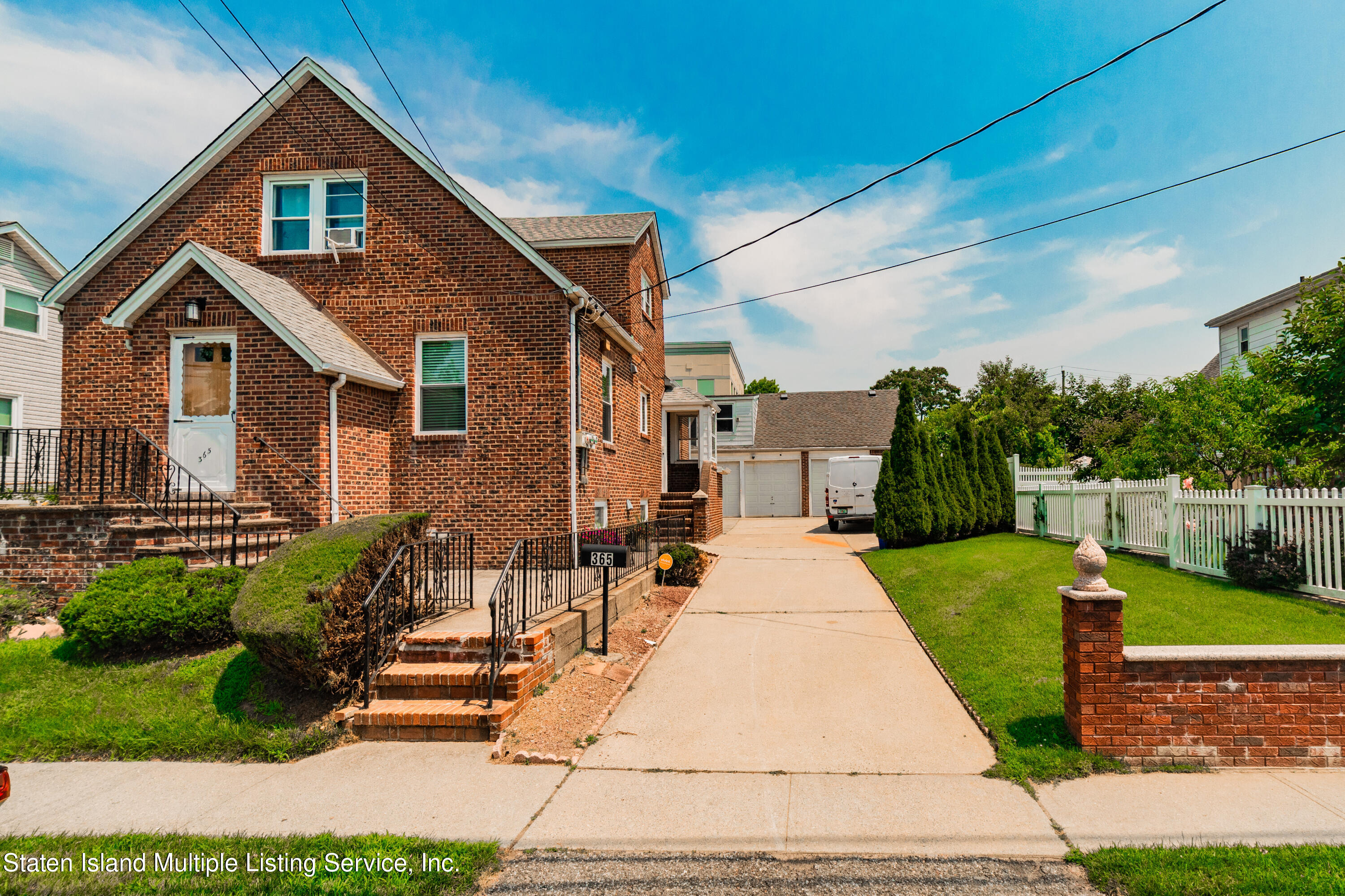 Two Family - Detached in Dongan Hills- Below Hylan - 365 Liberty Avenue  Staten Island, NY 10305