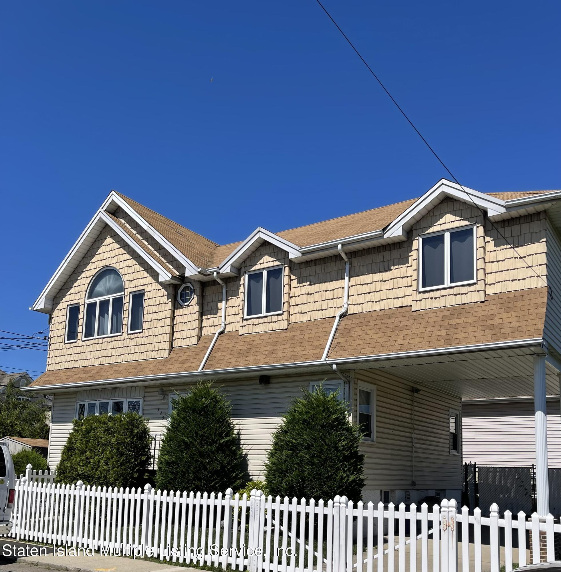 Two Family - Detached in South Beach - 329 Mallory Avenue  Staten Island, NY 10305