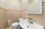 1/2 Bathroom on Main Floor