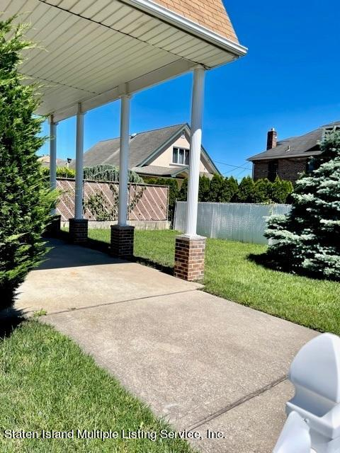 Two Family - Detached 329 Mallory Avenue  Staten Island, NY 10305, MLS-1147635-33