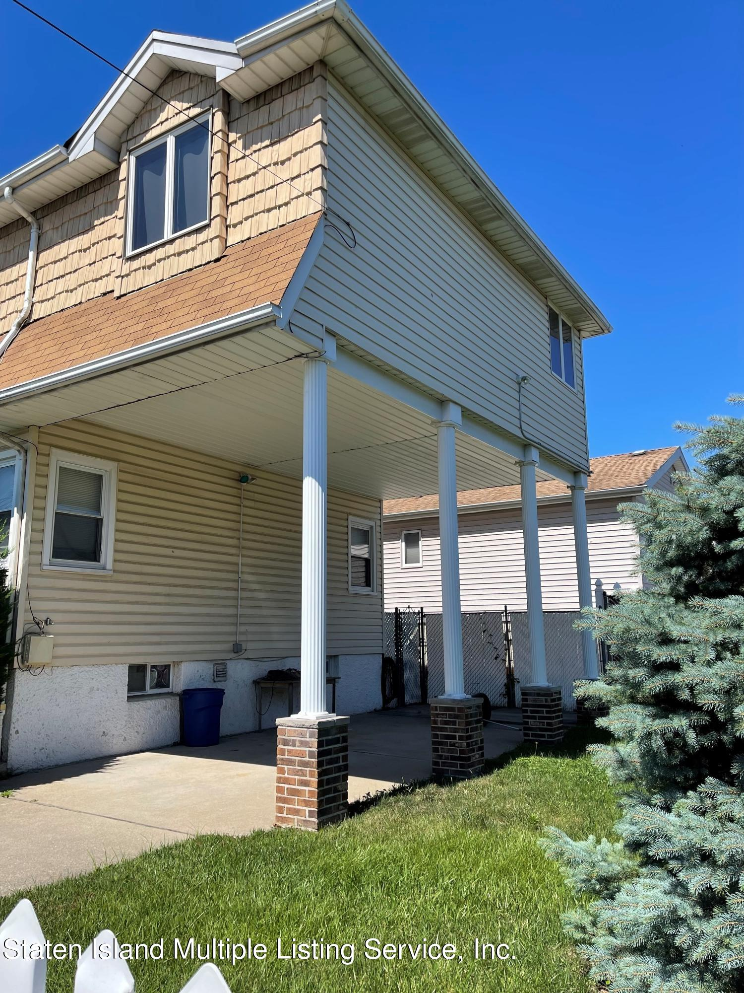 Two Family - Detached 329 Mallory Avenue  Staten Island, NY 10305, MLS-1147635-35