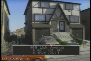 409 Lisk Avenue, Staten Island, NY 10303