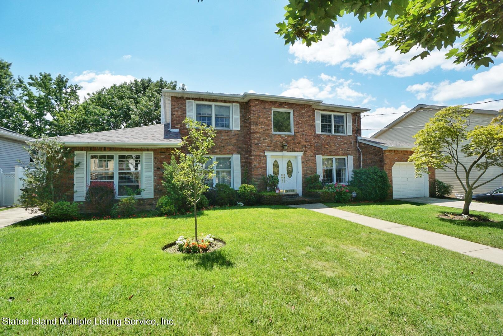 Two Family - Detached 524 Lamont Avenue  Staten Island, NY 10312, MLS-1148319-2