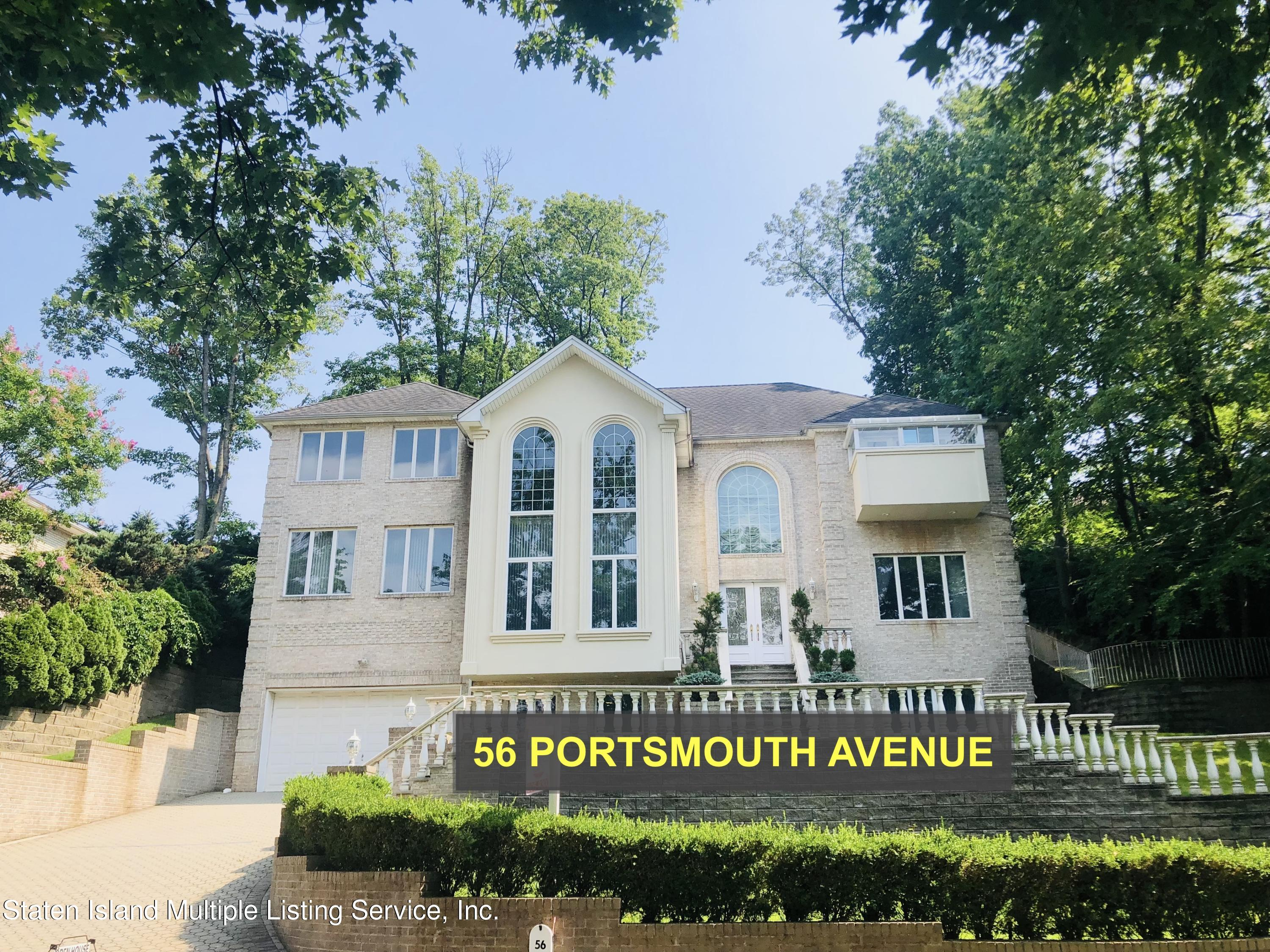 Single Family - Detached in Todt Hill - 56 Portsmouth Avenue  Staten Island, NY 10301