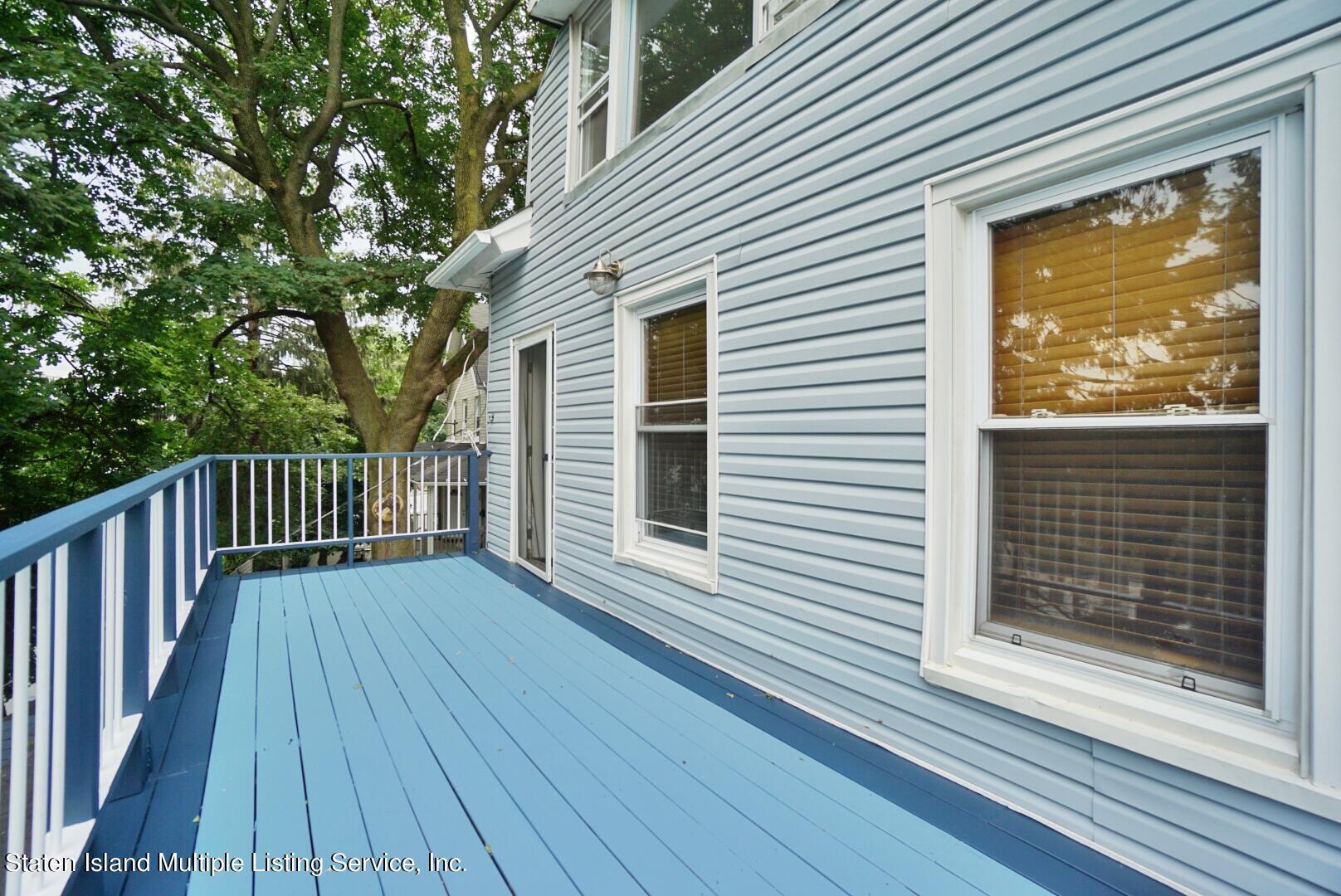 Single Family - Detached 136 York Avenue  Staten Island, NY 10301, MLS-1147575-34