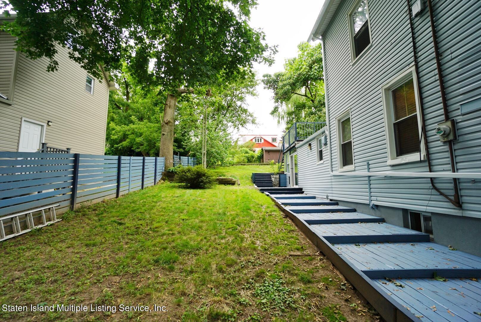 Single Family - Detached 136 York Avenue  Staten Island, NY 10301, MLS-1147575-49