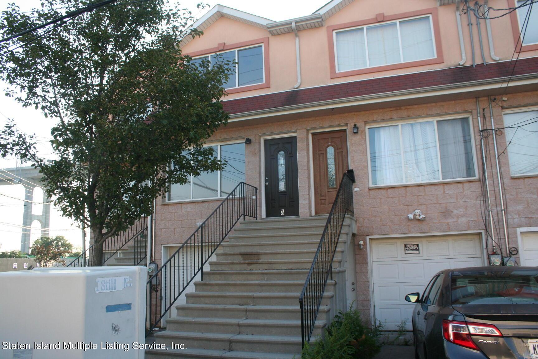 Single Family - Attached in Mariners Harbor - 3 Winant Street  Staten Island, NY 10303