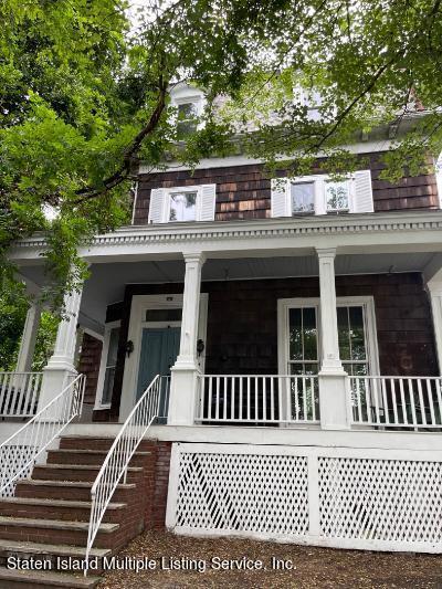Single Family - Detached 163 Clinton Avenue  Staten Island, NY 10301, MLS-1148803-2