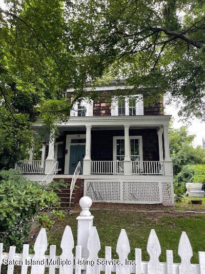 Single Family - Detached 163 Clinton Avenue  Staten Island, NY 10301, MLS-1148803-3