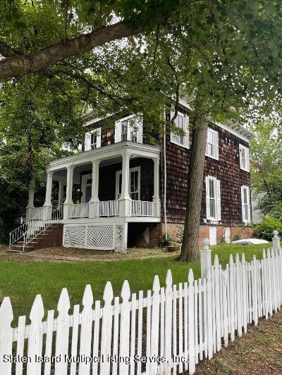 Single Family - Detached 163 Clinton Avenue  Staten Island, NY 10301, MLS-1148803-4