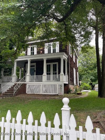 Single Family - Detached 163 Clinton Avenue  Staten Island, NY 10301, MLS-1148803-5