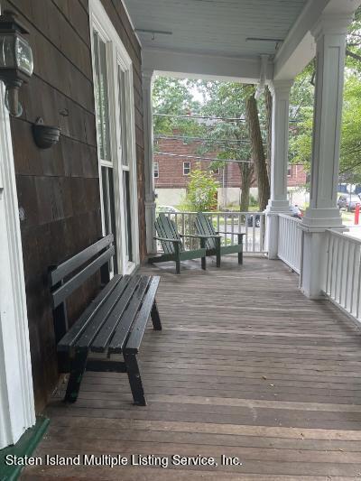 Single Family - Detached 163 Clinton Avenue  Staten Island, NY 10301, MLS-1148803-7