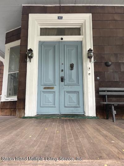 Single Family - Detached 163 Clinton Avenue  Staten Island, NY 10301, MLS-1148803-9