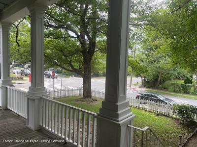 Single Family - Detached 163 Clinton Avenue  Staten Island, NY 10301, MLS-1148803-8