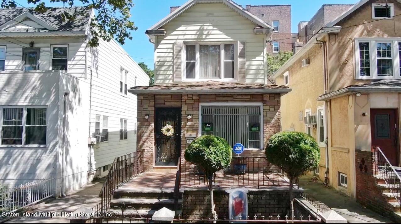 Front 1641 W.11 street