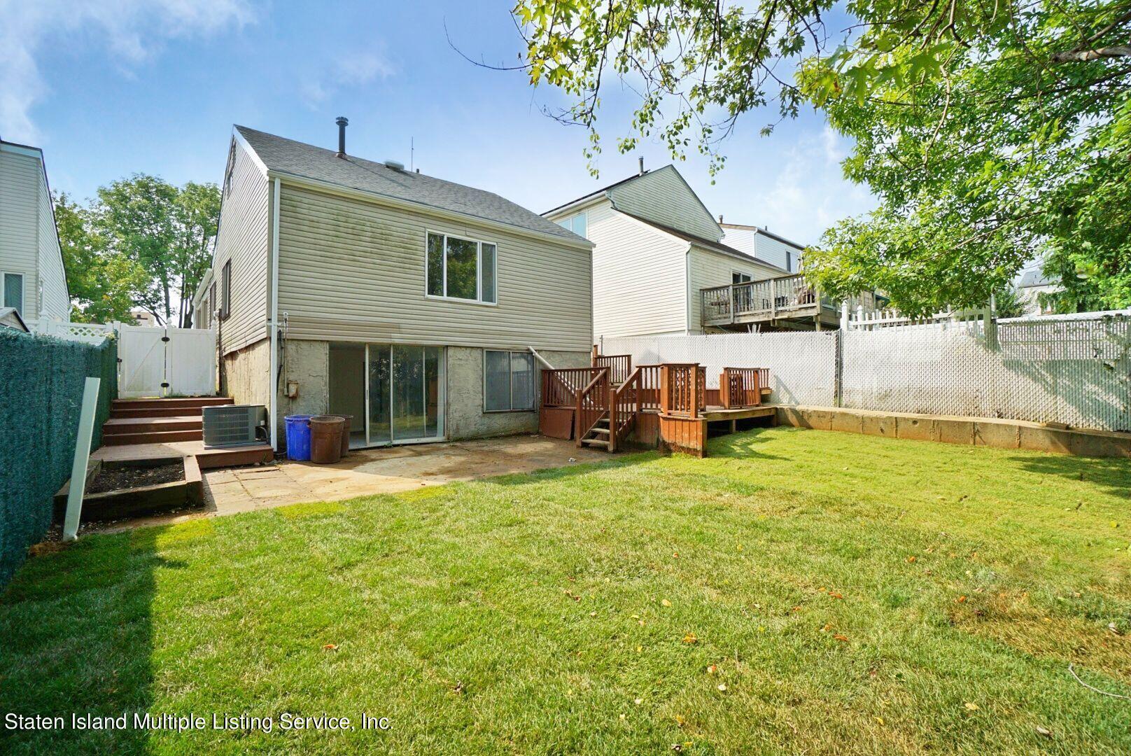 Single Family - Detached 83 Boylan Street  Staten Island, NY 10312, MLS-1149266-26